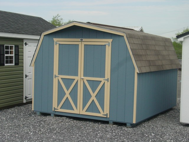 (Building #092) 10×12 Barn