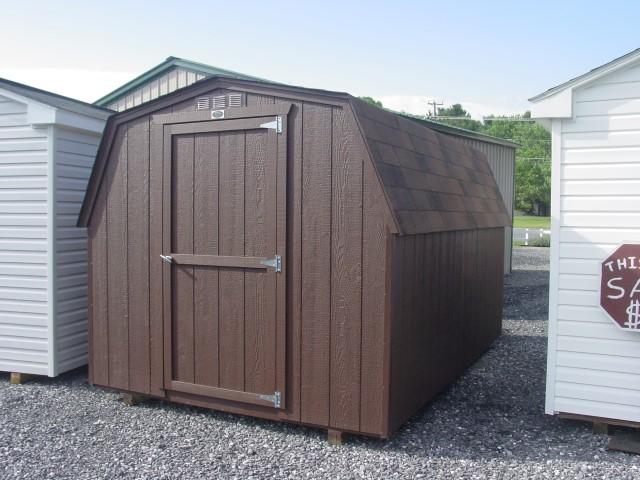 (Building #017) 8×12 Economy Barn