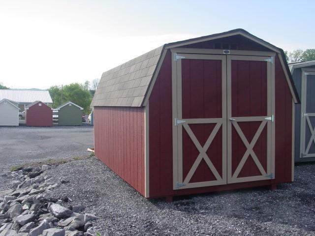 (Building #019) 8×14 Barn