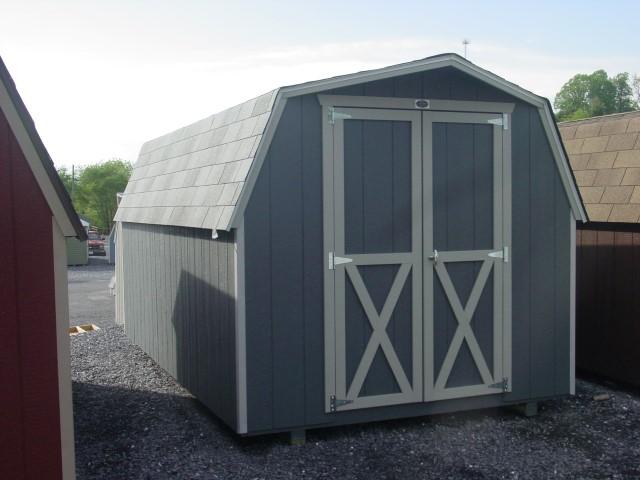 (Building #022) 8×14 Barn