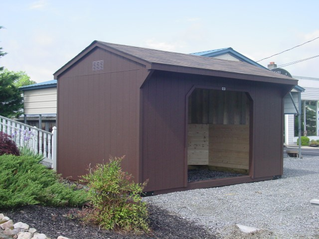 (Building #019) 10×16 Shelter