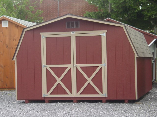 (Building #051) 12×16 Barn