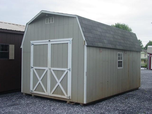 (Building #054) 10x16x6 Barn