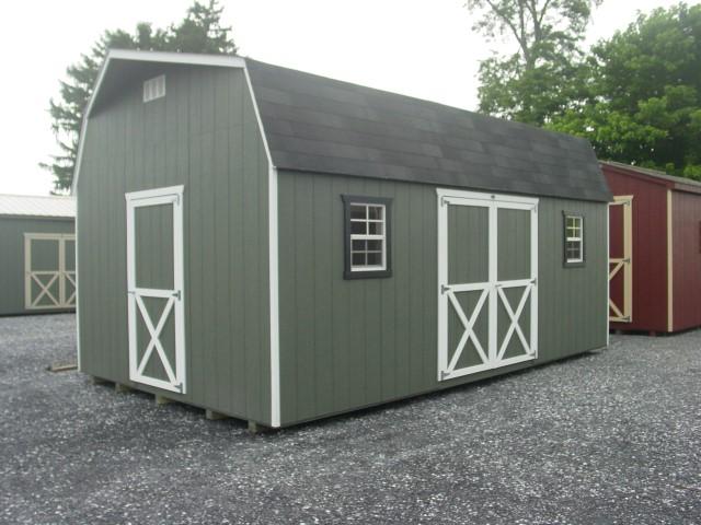 (Building #058) 12x20x7 Barn