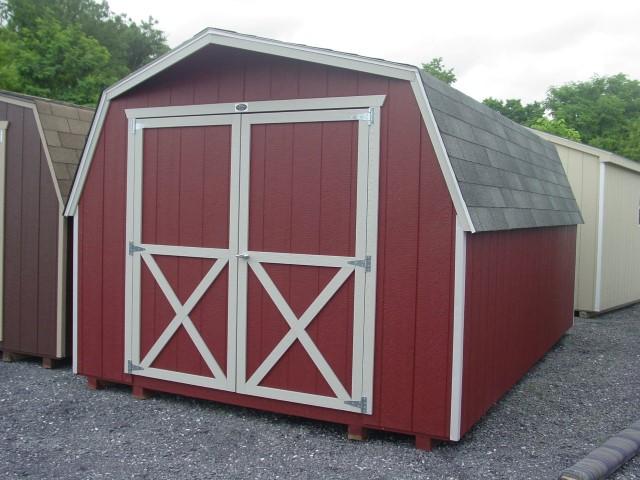 (Building #015) 10×16 Barn
