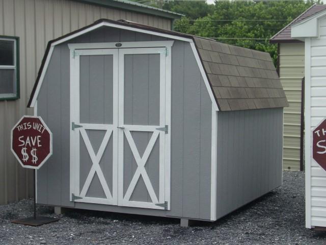 (Building #012) 8×10 like new Barn