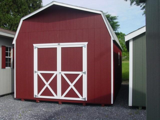 (Building #078) 12x20x7 Barn