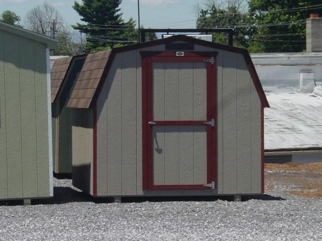 (Building #085) 8×8 Economy Barn