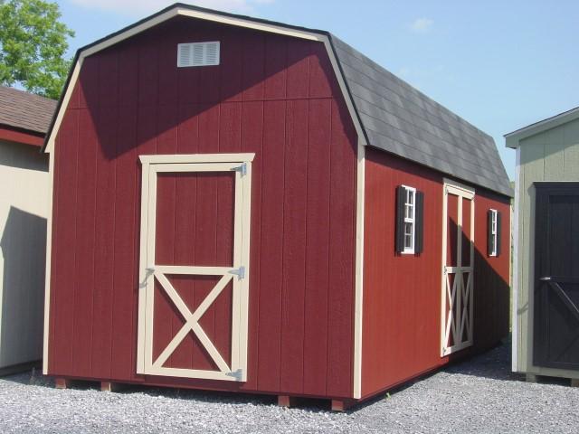 (Building #049) 10x24x7 Barn