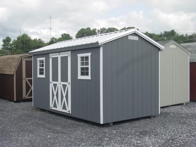 (Building #028) 8×14 Cottage