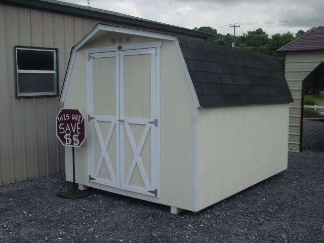 (Building #097) 8×10 Barn