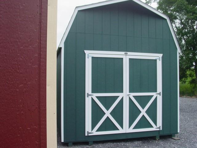 (Building #102) 10x20x7 Barn