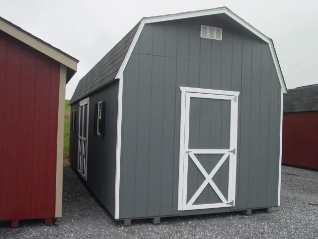 (Building #103) 10x24x7 Barn