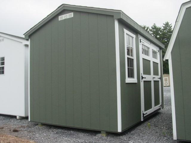 (Building #022) 8×12 Cottage