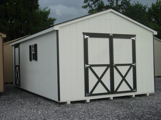 (Building #032) 12×20 Cottage