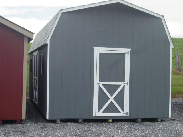 (Building #042) 12x24x7 Barn