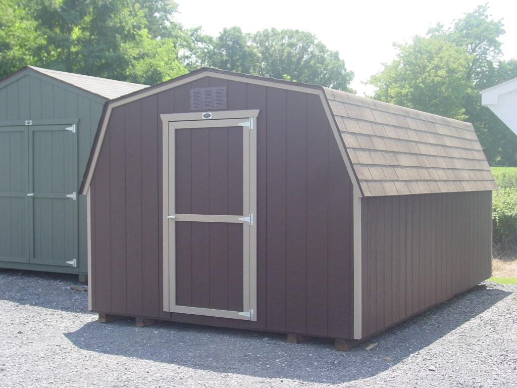 (Building #010) 10×16 Economy Barn