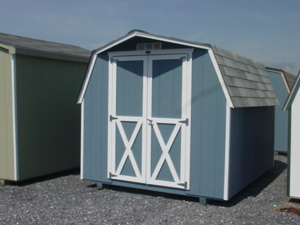 (Building #098) 8×10 Barn