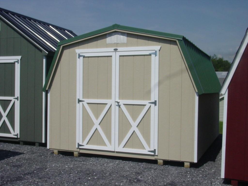 (Building #099) 10×12 Barn