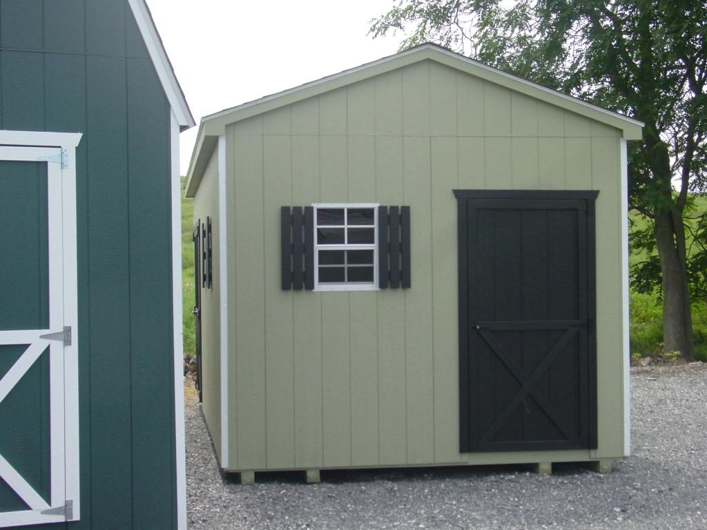 (Building #033) 10x20x8 Cottage