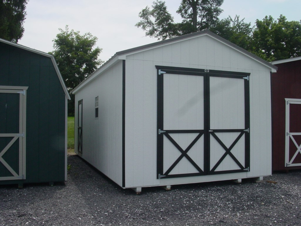 (Building #034) 12x24x8 Cottage