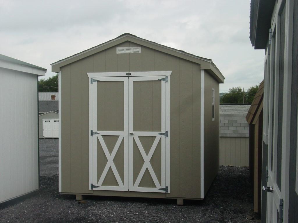 (Building #080) 8×12 Cottage