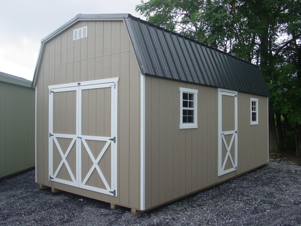 (Building #081) 10x20x7 Barn