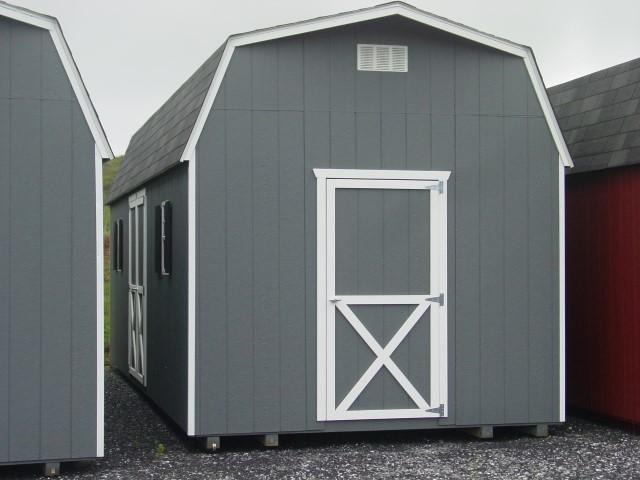 (Building #054) 10x24x7 Barn