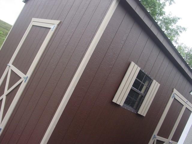 (Building #097) 10x20x8 Cottage