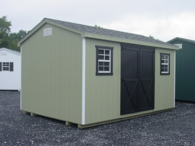 (Building #101) 10×14 Cottage