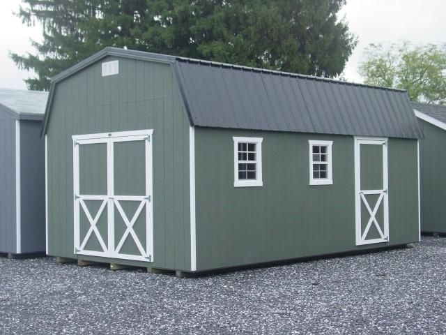 (Building #106) 12x20x7 Barn