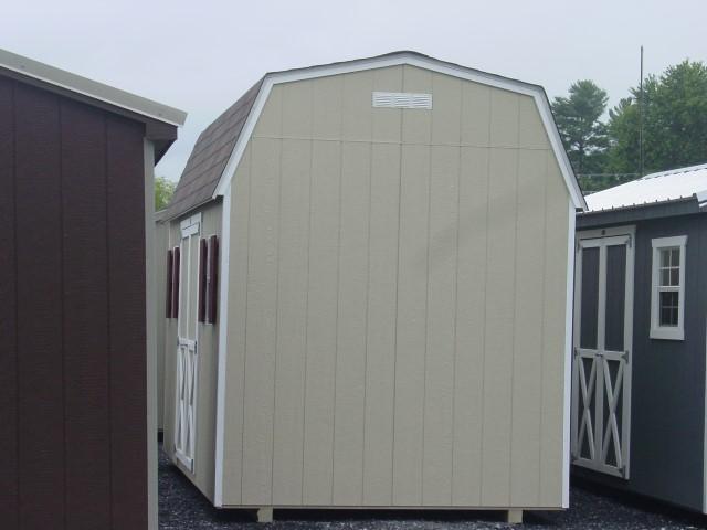 (Building #108) 8x14x7 Barn