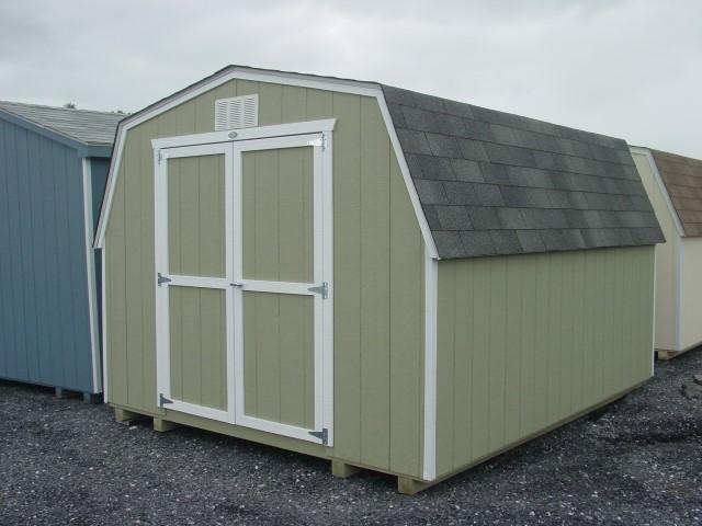 (Building #040) 10×12 Economy Barn