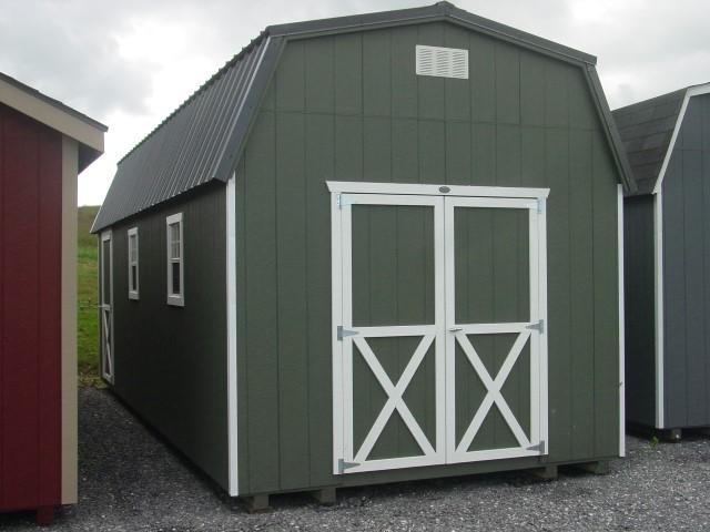 (Building #087) 10x24x7 Barn