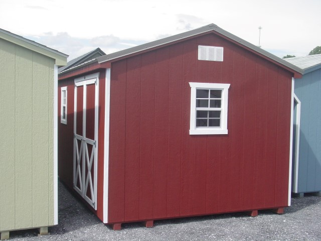 (Building #026) 10×14 Cottage