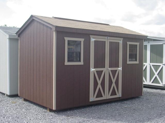(Building #032) 8×12 Cottage