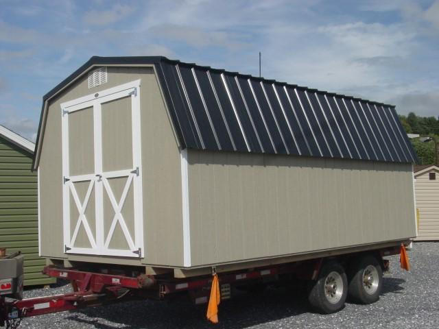 (Building #073) 10×16 Barn