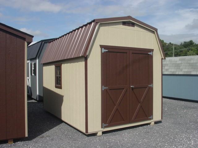(Building #075) 8x12x6 Barn
