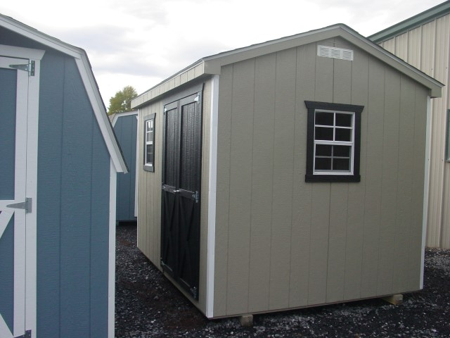 (Building #018) 8×10 Cottage