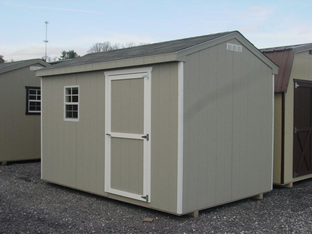 (Building #026) 8×12 Economy Cottage