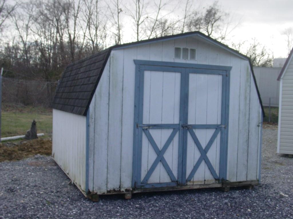 (Building #028) 10×12 Barn