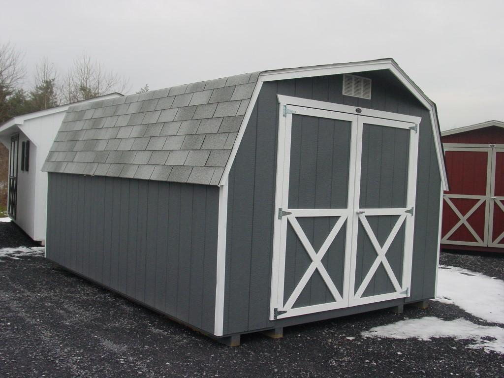 (Building #004) 10×14 Barn