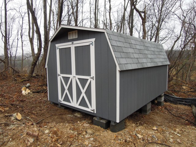 (Building #220) 10×14 Barn