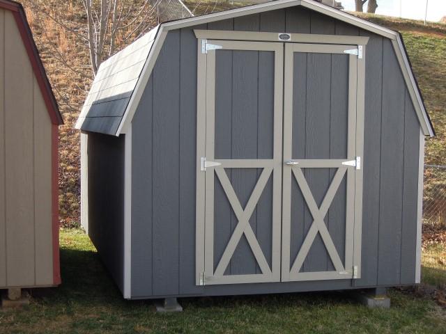 (Building #255) 8×14 Barn