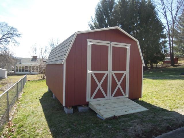 (Building #232) 10×16 Barn