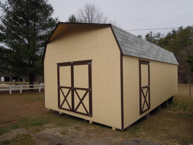 (Building #235) 14x28x7 Barn