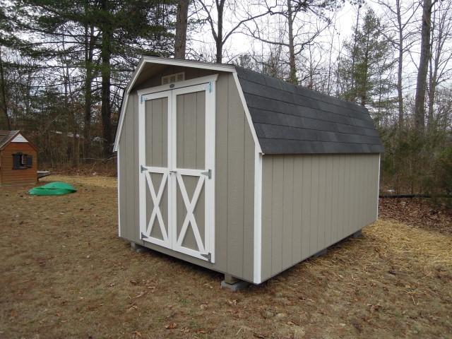 (Building #242) 8×12 Barn