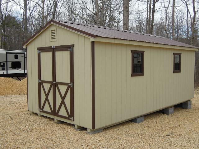 (Building #243) 10×20 Cottage