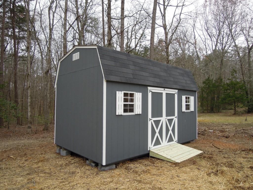 (Building #247) 8x14x7 Barn