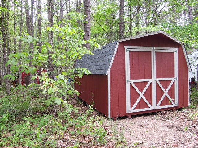 (Building #246) 10×16 Barn